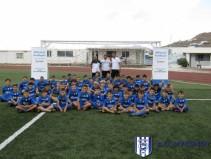 Το πρόγραμμα προπονήσεων της Μ. Εβδομάδας για την ακαδημία ποδοσφαίρου του Α.Ο. Μυκόνου