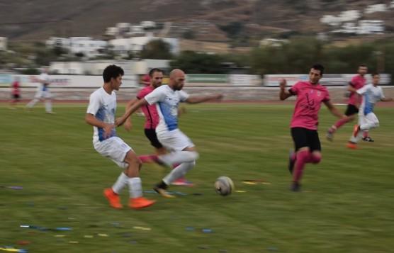 2η φάση του Κυπέλλου το Σαββατοκύριακο - Γηπεδούχοι ΑΟ Μυκόνου και Άνω Μερά