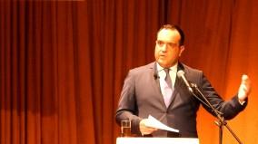 (video) Η ομιλία του Κωνσταντίνου Κουκά στο Γρυπάρειο