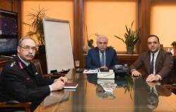 Σύσκεψη στο Αρχηγείο: Συντονισμός δράσεων και στενή συνεργασία Δήμου - Αστυνομίας ενόψει καλοκαιριού