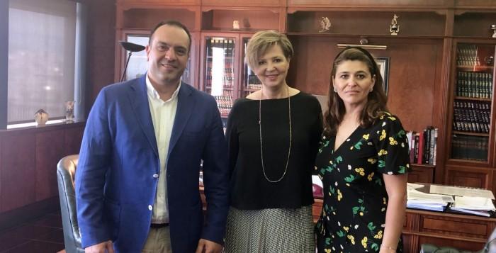 Πιέσεις Κουκά και νέες συναντήσεις σε Υπουργείο και ΕΛΑΣ για την ενίσχυση της ασφάλειας στο νησί