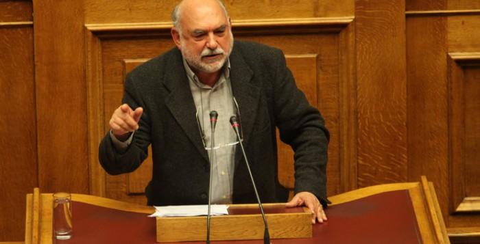 Δήλωση από το Νίκο Συρμαλένιο για τα αποτελέσματα των εκλογών