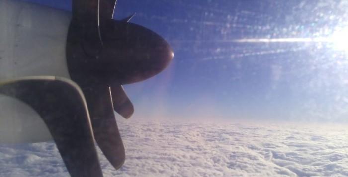 Αναγκαστική προσγείωση αεροσκάφους που εκτελούσε την πτηση Μύκονο - Βενετία