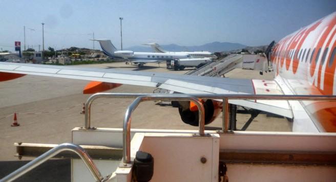 Εκπαιδευτικό σεμινάριο για τις αεροπορικές εταιρίες χαμηλού κόστους από την Διεύθυνση Τουρισμού της Περιφέρειας Ν. Αιγαίου