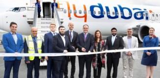 Η Flydubai πετάει για Μύκονο