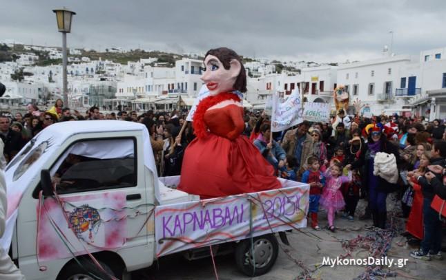 VIDEO: Ακούστε το τραγούδι του Γιάννη Μπαρμπαρή για το Καρναβάλι 2016!