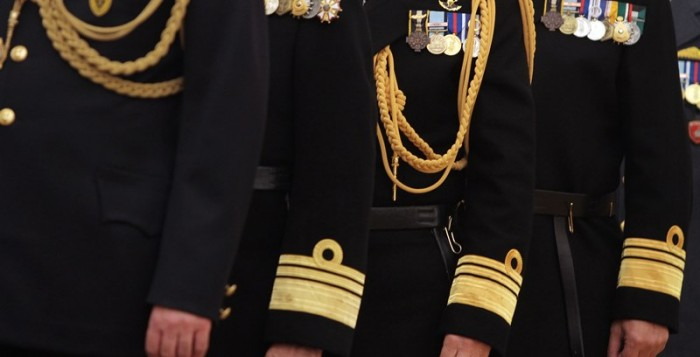 Κρίσεις στο Πολεμικό Ναυτικό και την Αεροπορία