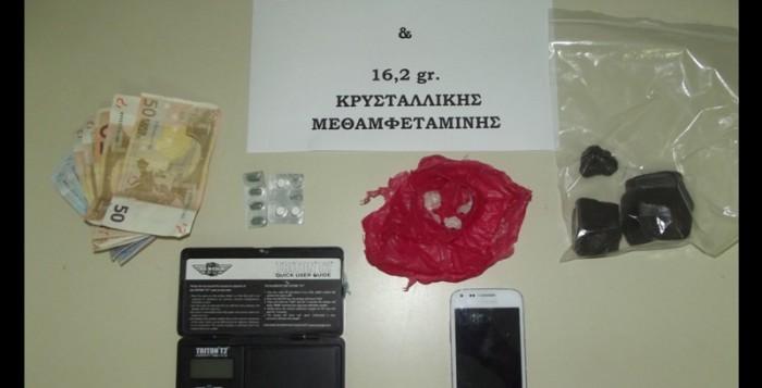Σύλληψη 31χρονου ημεδαπού στη Ρόδο για κατοχή ναρκωτικών με σκοπό τη διακίνηση