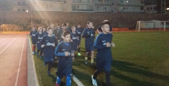 Έτοιμες οι Μικτές της ΕΠΣ Κυκλάδων για τους αγώνες με την ΕΠΣ Λέσβου