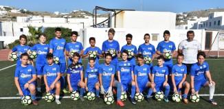 Α.Ο. Μυκόνου: Ξεκινούν οι εγγραφές και οι προπονήσεις στην ακαδημία ποδοσφαίρου