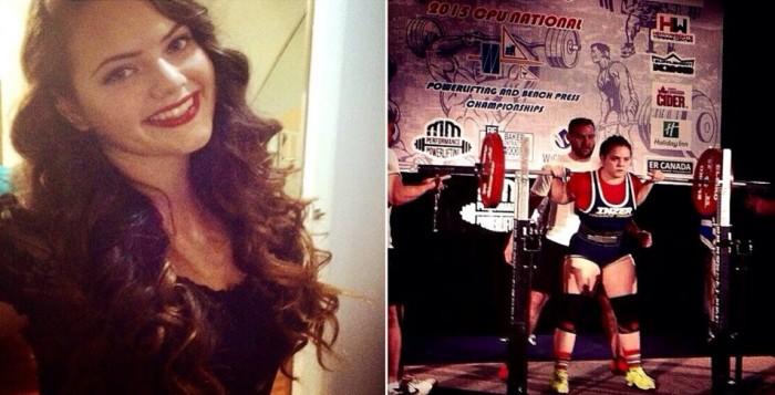 Στο Παγκόσμιο πρωτάθλημα Άρσης Βαρών η Μυκονιάτισσα Αλεξάνδρα Κουσαθανά