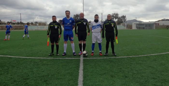 Φορτσάρει η Άνω Μερά 7-0 τον Ανδριακό στη Μύκονο. Ρεπορτάζ & Δηλώσεις Προπονητή