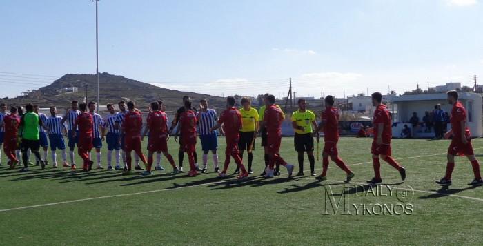 (fotos) Θετικό ξεκίνημα για την Άνω Μερά 1-0 τον Πάγο