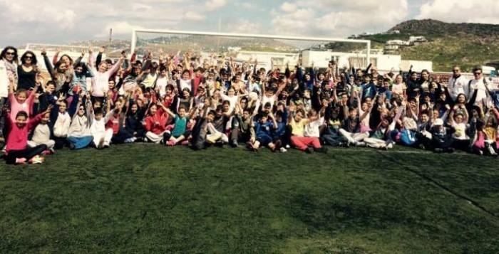 Για 2η συνεχόμενη χρονιά τα kids athletics στη Μύκονο
