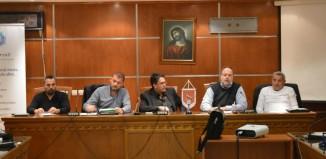 Συνεδρίαση του Δ.Σ. της ΕΠΣ Κυκλάδων στη Νάξο