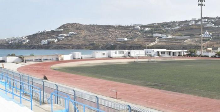 Εργομετρικά τεστ στο γήπεδο του Κόρφου τον Δεκέμβριο