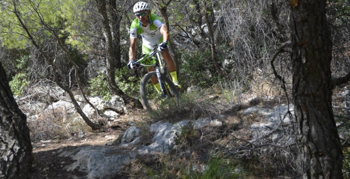 Νέα πρωτιά για τον ποδηλάτη μας Γιώργο Δάντο