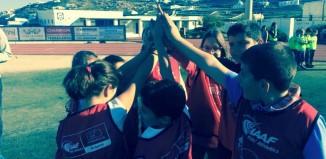 Τα kids athletics σε χώρα και Άνω Μερά
