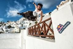 Η Οία φετινός προορισμός των κορυφαίων freerunners του κόσμου