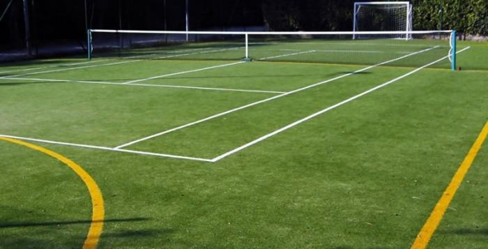Προς κατάθεση στο leader 3 η πρόταση για την κατασκευή δύο γηπέδων tennis