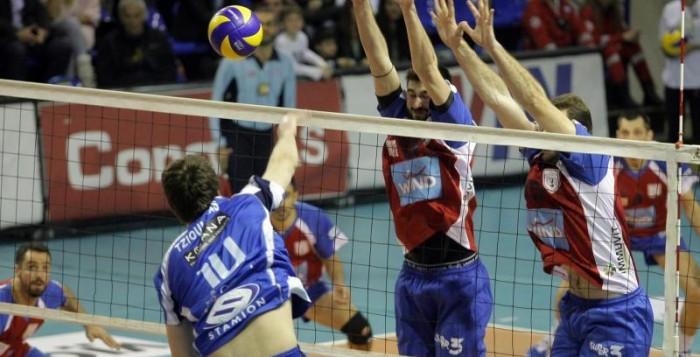 Οι ομάδες του Final 4 Κυπέλλου Ελλάδος Volley σήμερα στη Σύρο