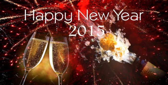Υγεία, Αγάπη, Ευτυχία, Επιτυχίες... Καλό και Δημιουργικό 2015!