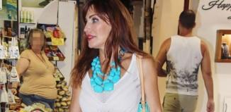 Μύκονος: Η εντυπωσιακή εμφάνιση Ελληνίδας παρουσιάστριας
