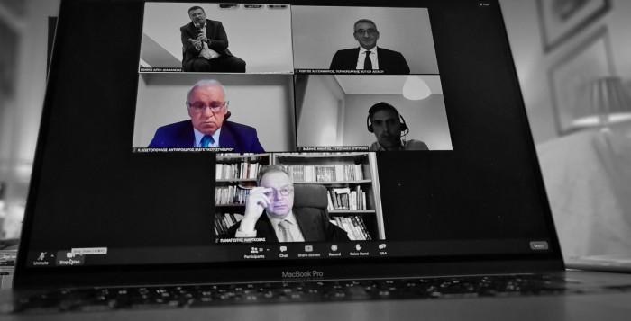 Ο Γ. Χατζημάρκος ομιλητής στην Ημερίδα της Εθνικής Αρχής Διαφάνειας