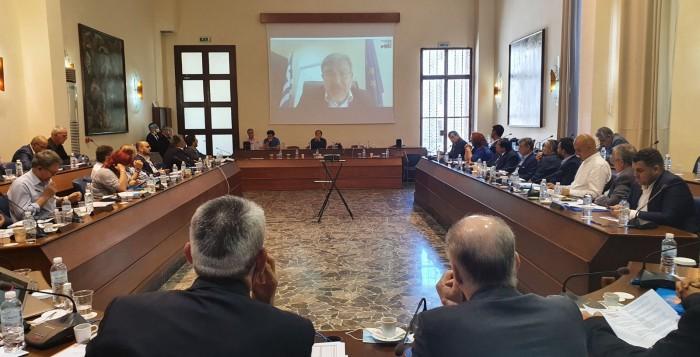 Με πλήρη  ομοφωνία ιδρύθηκε ο  Ειδικός Περιφερειακός  Διαβαθμιδικός Φορέας Διαχείρισης Στέρεων Αποβλήτων Νοτίου Αιγαίου