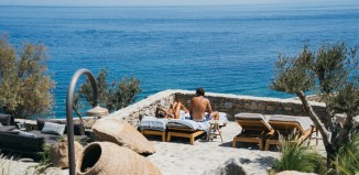 Telegraph: Ξενοδοχείο της Μυκόνου στα καλύτερα της Ευρώπης για διακοπές μετά το lockdown