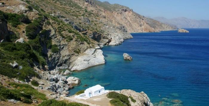 Πέντε νησιά του Νότιου Αιγαίου σε κίνδυνο