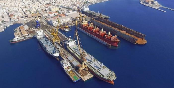 Πλοίο από Τουρκία στο ναυπηγείο της Σύρου - Σε καραντίνα το πλήρωμα - Σε συναγερμό οι τοπικές Αρχές και ο ΕΟΔΥ