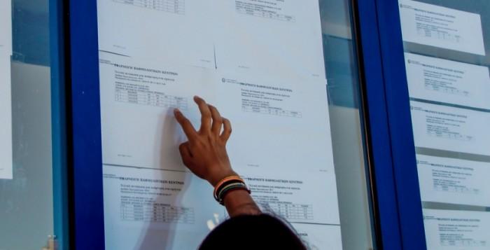 Βάσεις 2020: Αποτελέσματα Πανελληνίων ΕΔΩ