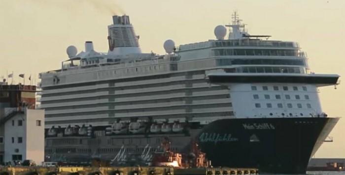 Συναγερμός σε κρουαζιερόπλοιο με 1000 επιβάτες στη Μήλο: Εντοπίστηκαν 12 κρούσματα κορονοϊού