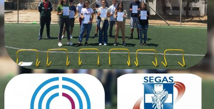 Ολοκληρώθηκαν με επιτυχία οι δράσεις σε σχολεία των Κυκλάδων του ERASMUS+ SPORT