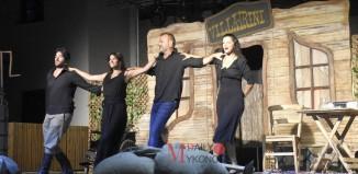 (pics & vid) 2ο Mykonos Youth Festival:Με επιτυχία πραγματοποιήθηκε η θεατρική παράσταση τα «Άγρια Δύση»