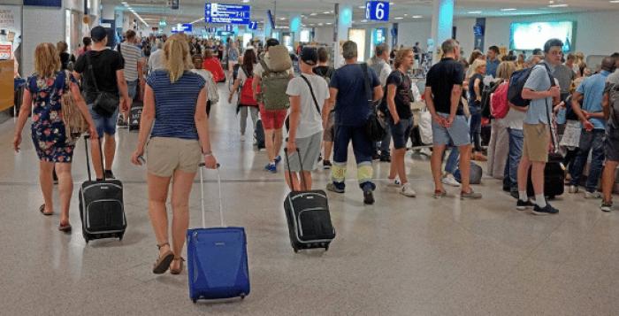 Περισσότερα από 1.300 αεροπλάνα από το εξωτερικό πέταξαν με προορισμό το Νότιο Αιγαίο