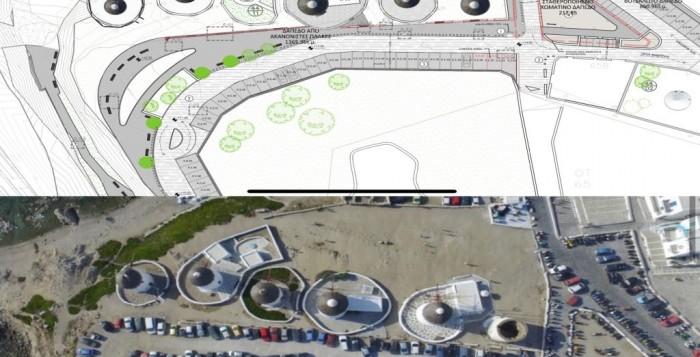 Προκήρυξη διαγωνισμού για το έργο «Ανάπλαση Περιβάλλοντος Χώρου Ανεμόμυλων» από το Δήμο Μυκόνου