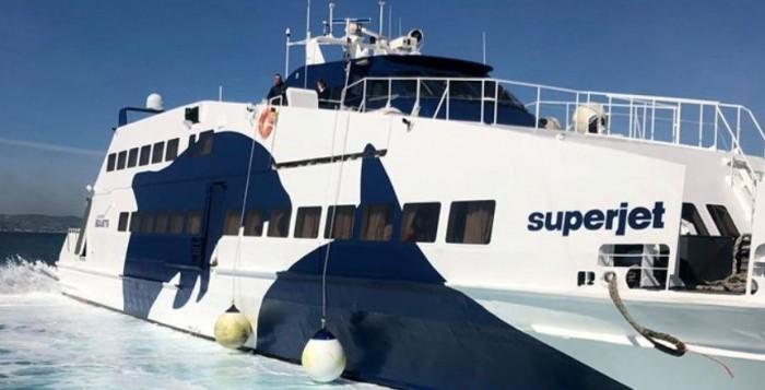 Κυκλάδες: «Δεμένα» τα Super Jet και Sea Jet 2