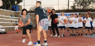 Σήμερα το εντυπωσιακό φινάλε του «1ου Mykonos Basketball Camp»