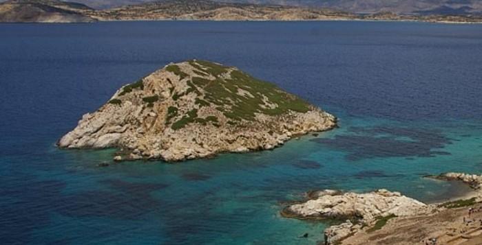 Νησί σε σχήμα πυραμίδας στο Αιγαίο κρύβει μυστικά του αρχαίου πολιτισμού - Ποιο είναι (pics)