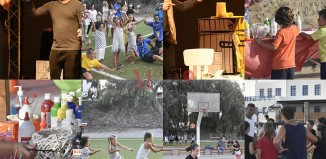 (pics) Μεγάλη συμμετοχή και πολλά χαμόγελα τη 2η μέρα του «Mykonos Youth Festival»