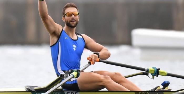 Ο Εθνικός Ύμνος ακούγεται στο Τόκιο - Χρυσός Ολυμπιονίκης ο Σ.Ντούσκος με Ολυμπιακό ρεκόρ!
