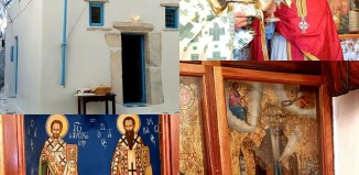 Αναίμακτη Θ. Μυσταγωγία στον Ιερό Ναό του Αγίου Ευθυμίου του Μεγάλου