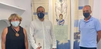 Άνοιξε η έκθεση  «Μαντώ Μαυρογένη : η ηρωίδα της Ελληνικής Επανάστασης, με το βλέμμα του σήμερα.»