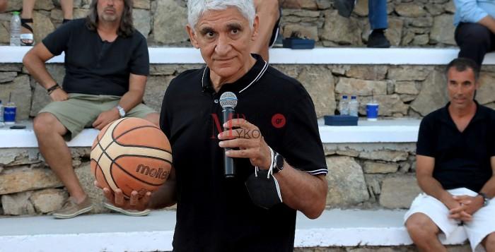 Παναγιώτης Γιαννάκης: Πιστεύω στα παιδιά, μπορούν να κάνουν τον αθλητισμό καλύτερο