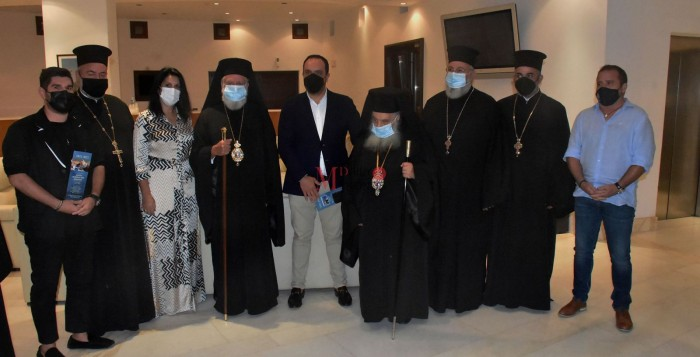 Άρχισαν στη Μύκονο οι εκδηλώσεις της Ιεράς Μητροπόλεως για τα 200 χρόνια από την Ελληνική Επανάσταση