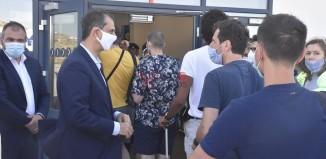 Με 89.560 αφίξεις, ξένοι τουρίστες εγκαινίασαν τα 5 Διεθνή αεροδρόμια του Νοτίου Αιγαίου