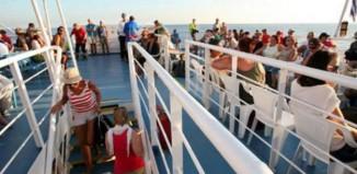 Υποχρεωτική η μάσκα και στους εξωτερικούς χώρους των πλοίων