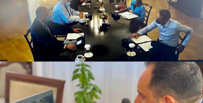 O Δήμαρχος Μυκόνου συμμετείχε στη των προτάσεων-δράσεων για την «Ελλάδα 2021»